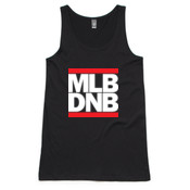 MLB DNB Ladies 'Tulip' Singlet